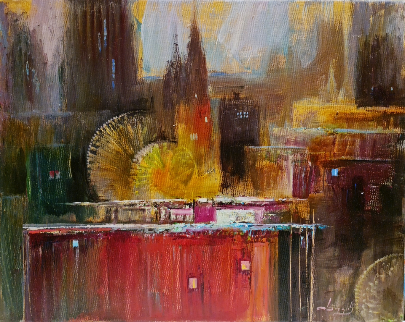 Realism and Abstraction in the Work of Oleg Fedorov