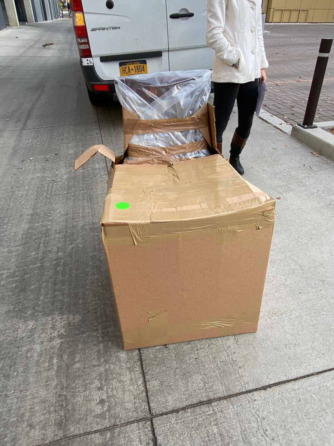 Shipping Antique Furniture for Kirkland Museum in Denver, CO