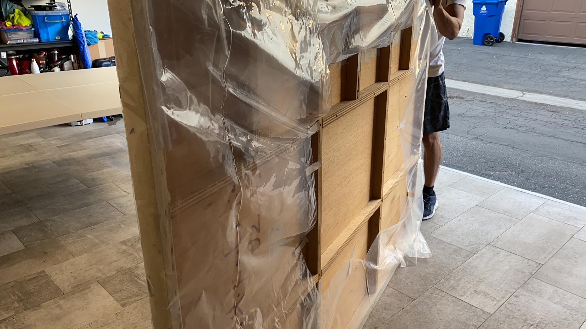 Shipping Paintings Overseas: Artworks by Vladimir Yankilevsky
