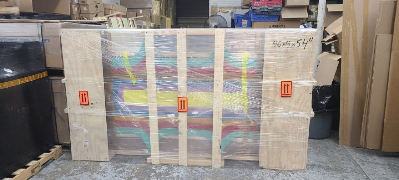 art packing and art crating services
