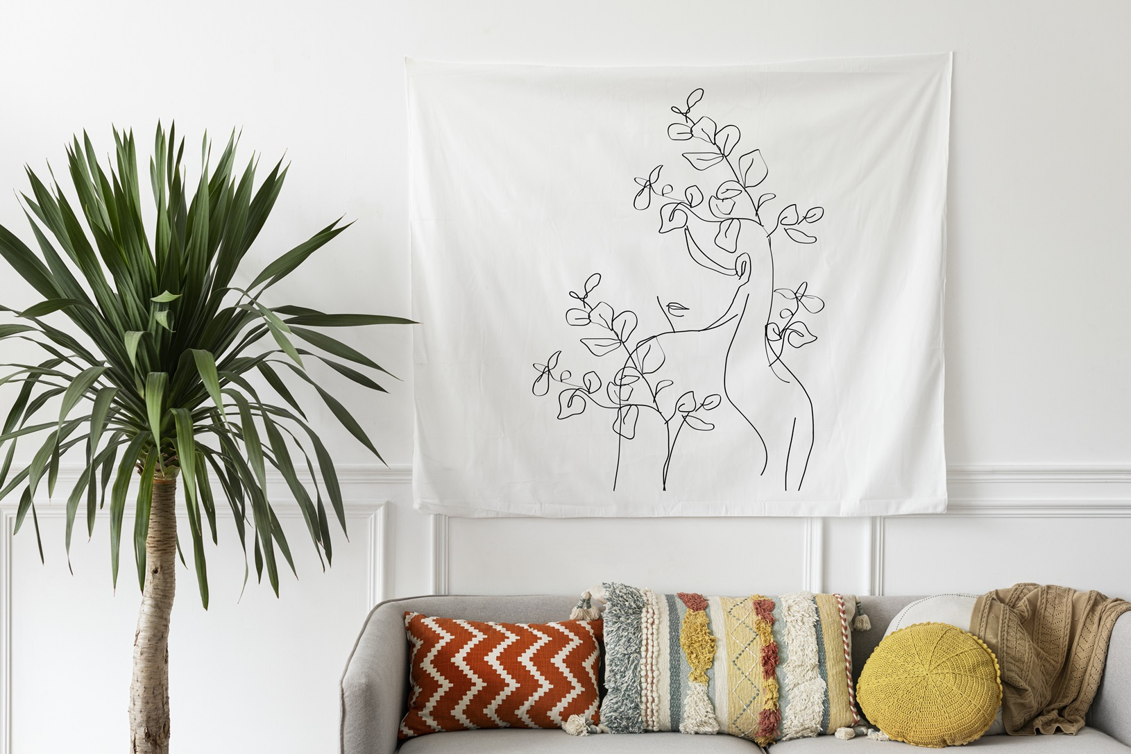 6 Ways to Accessorize Your Room with Timeless Tapestries